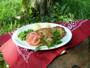 UNIVITA Gut Holmecke - Köstliche vegetarische Frikadellen - Foto von Dorothee Timm