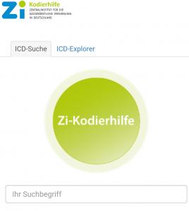 Zi-Kodierhilfe