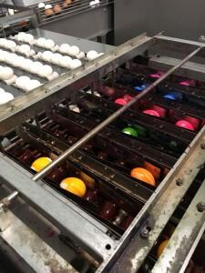 Osterhasenproduktionswerkstatt