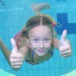 Kinder-Schwimmkurs Mutter-Vater-Kind-Kur Gut Holmecke +