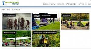 Patienten von Gut Holmecke bekommen Freikarten für den Sauerlandpark