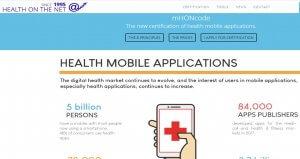 HON CO Siegel für qualifizierte medizinische Informationen