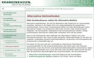 Krankenkassen Deutschland.de