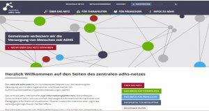 Zentrales ADHS Netz